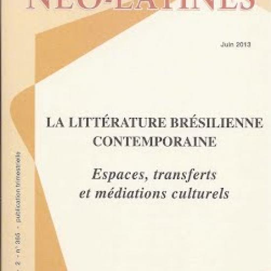 La littérature brésilienne contemporaine